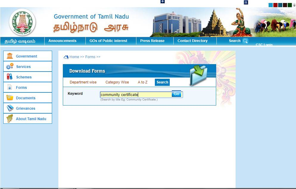 requirement document