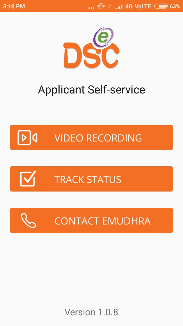 emudhra app