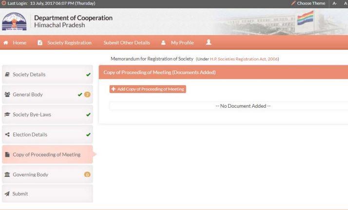 Himachal-Pradesh-Society-Registration-Meeting-Details