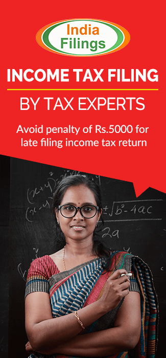 Income tax filing
