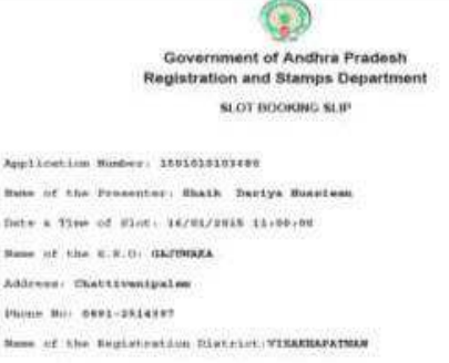 Andhra Pradesh Property Registration - Procedure & Stamp Duty