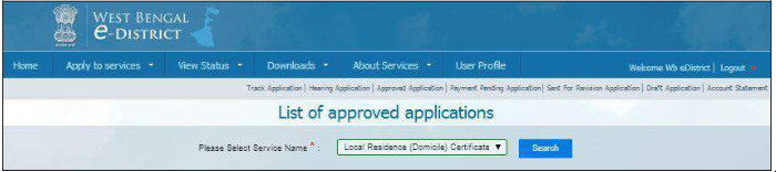 West-Bengal-Domicile-Certificate-Approval