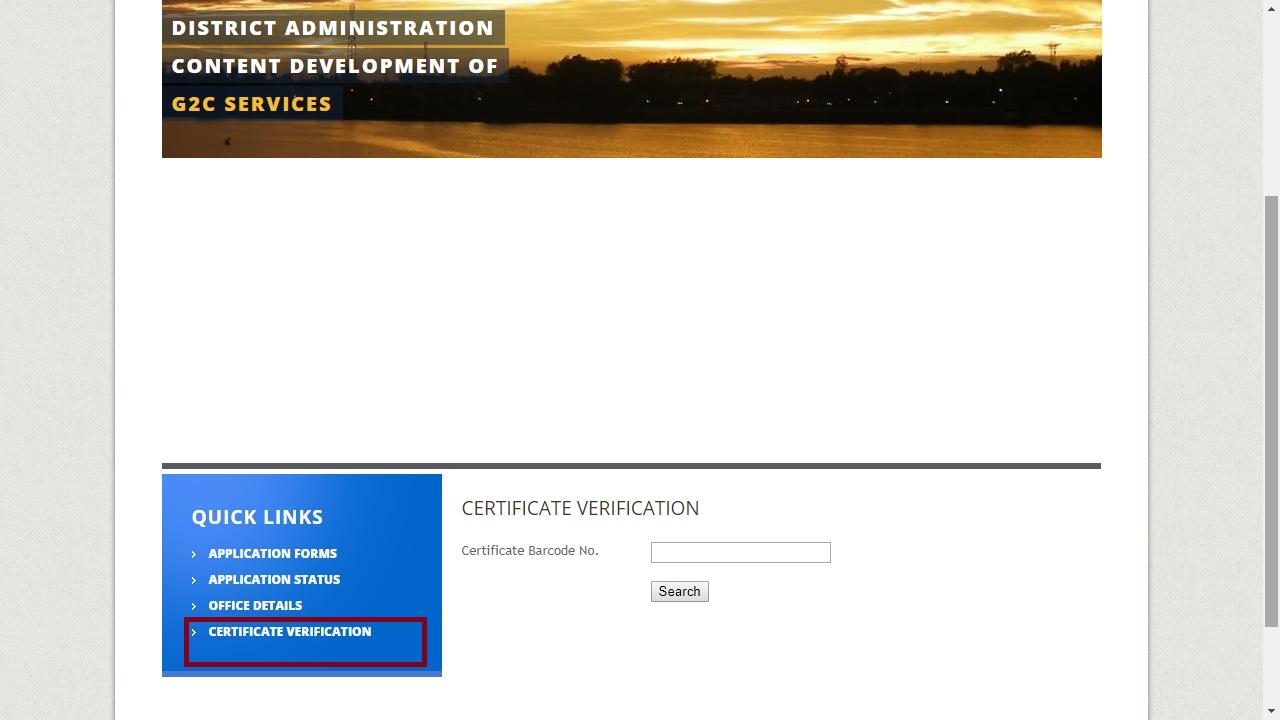Odisha-Non-Creamy-Layer-Certificate-Verification