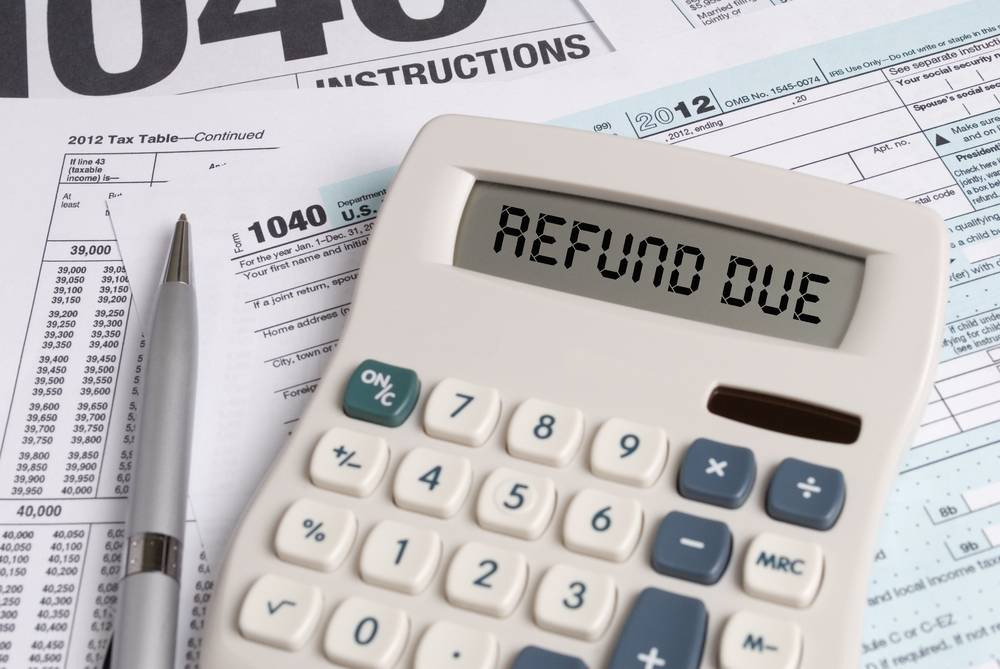 Interest on Excess Income Tax Refund