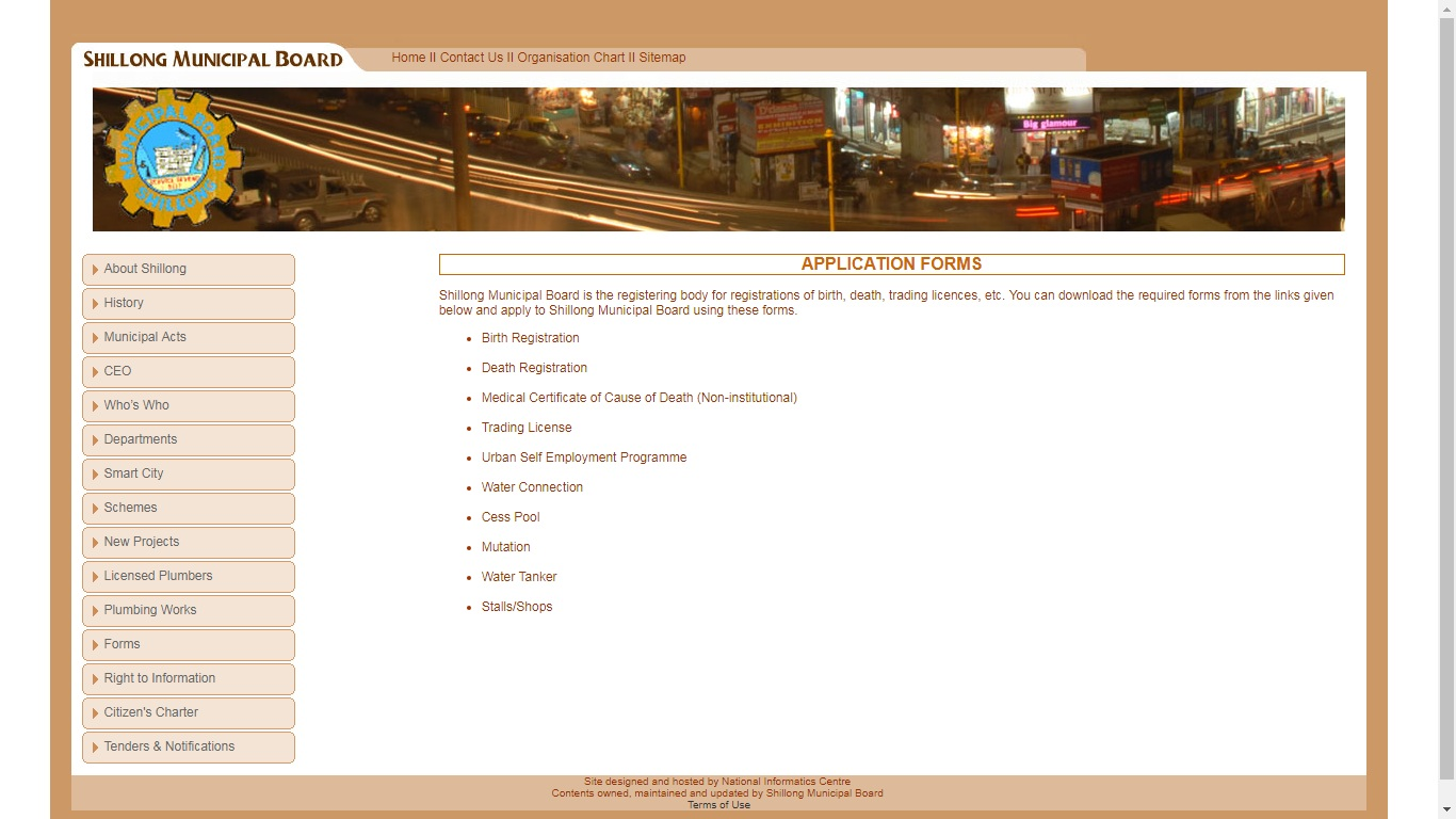 Meghalaya-Birth-Certificate-Application-Form