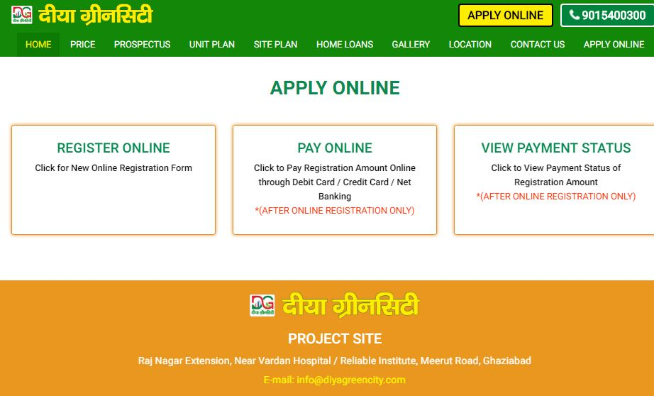 Apply-Online-Diyagreen-City-Affordable-Housing-Scheme