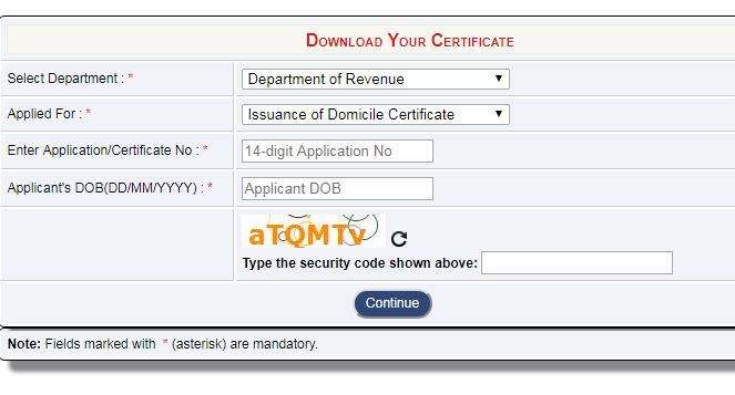 Delhi Domicile Certificate - Eligibility & Application