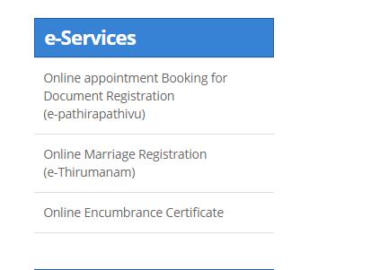 Step 2 Puducherry Encumbrance Certificate