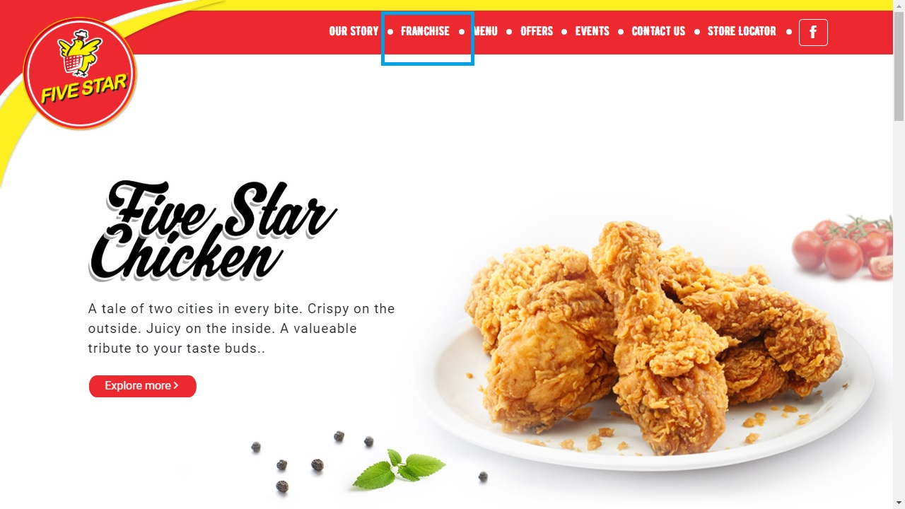 Image 2 Five Star Chicken Franchise