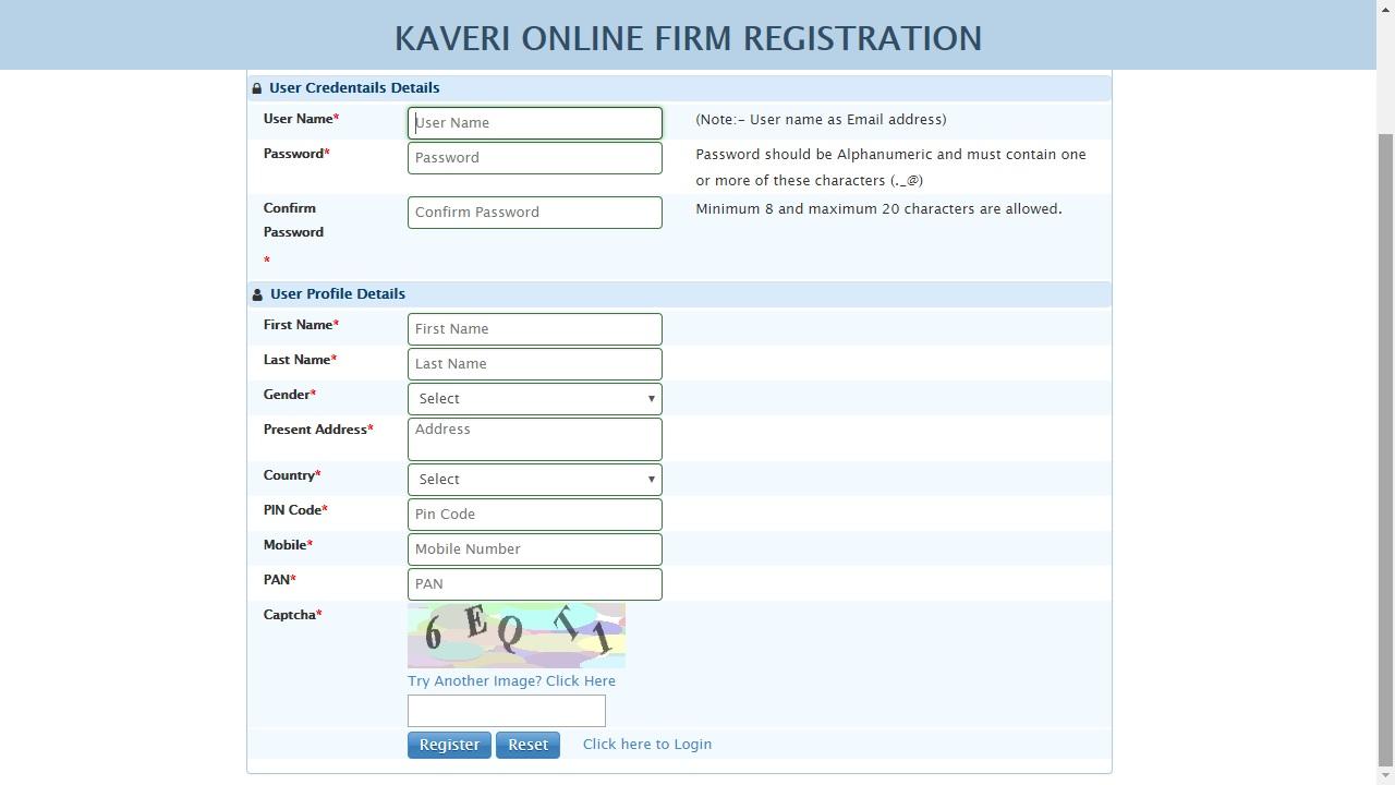 Image 2 Karnataka Partnership Firm Registration