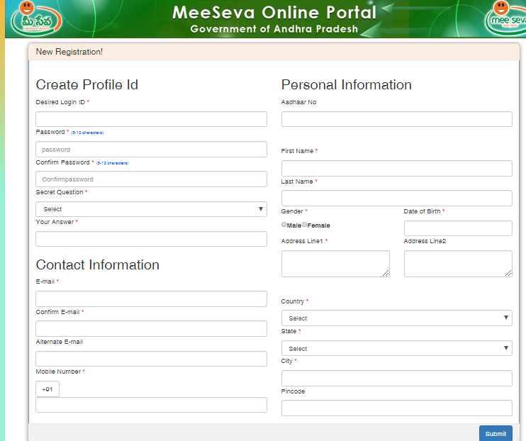 Andhra-Pradesh-Agricultural-Income-Certificate-Registration-Form