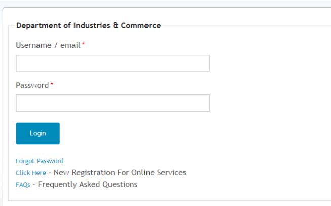 Haryana-Society-Registration-Login-Details