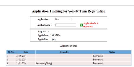 Track-Application-Jharkhand-Partnership-Firm-Registration