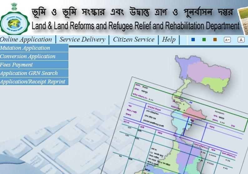 Step 1 - West Bengal Land Mutation
