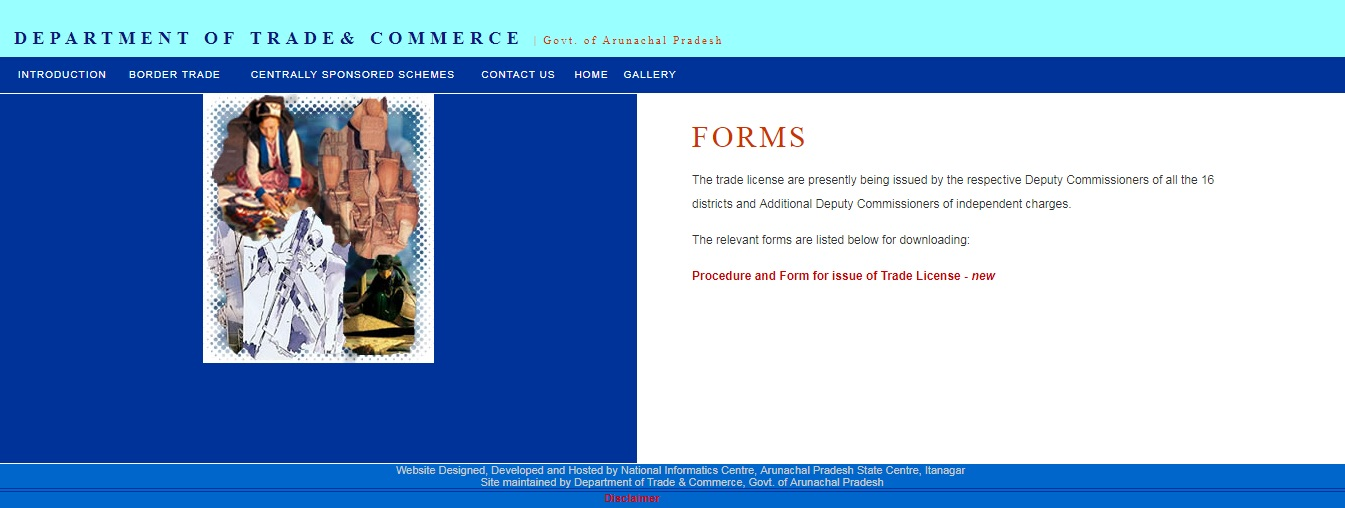 Arunachal-Pradesh-Trade-License-Home-Forms