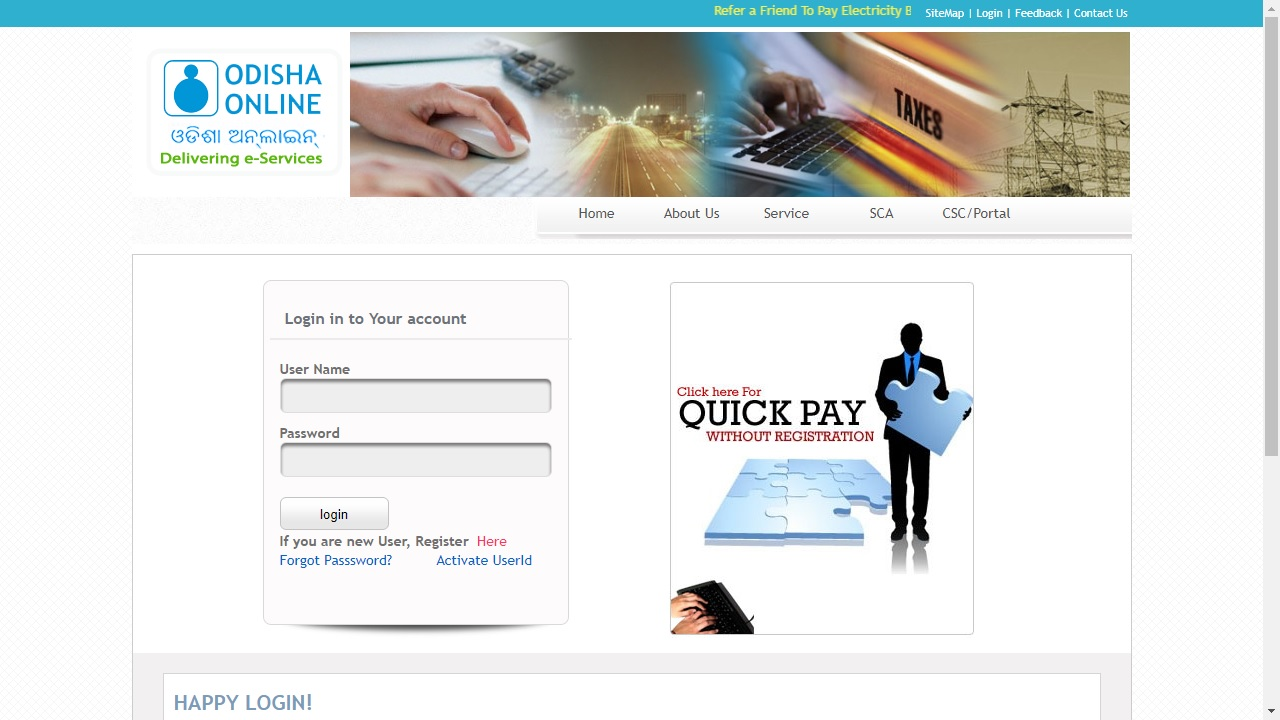 Odisha Trade License - Online Application Procedure