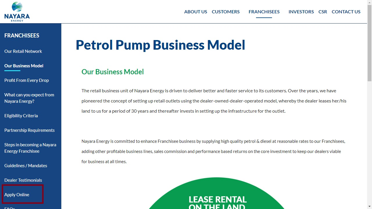 Image 3 Essar Oil Petrol Pump Dealership