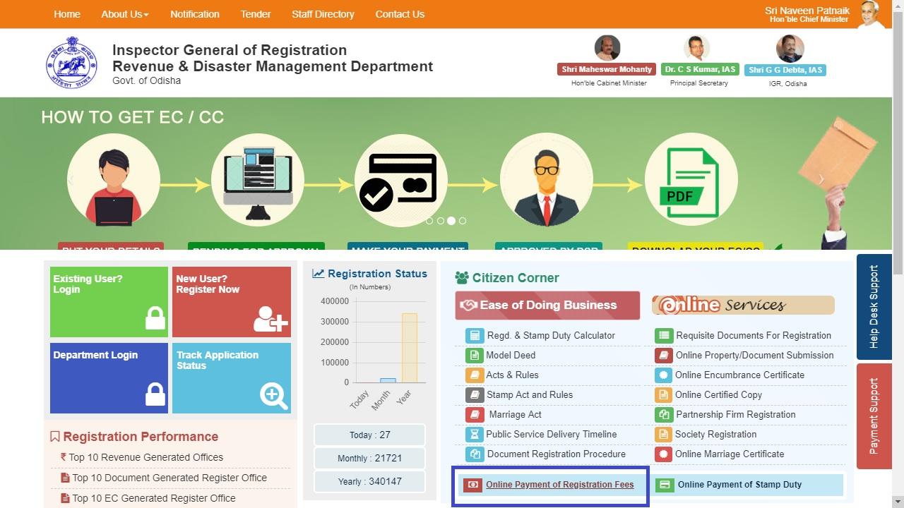 Image 7 Odisha Property Registration