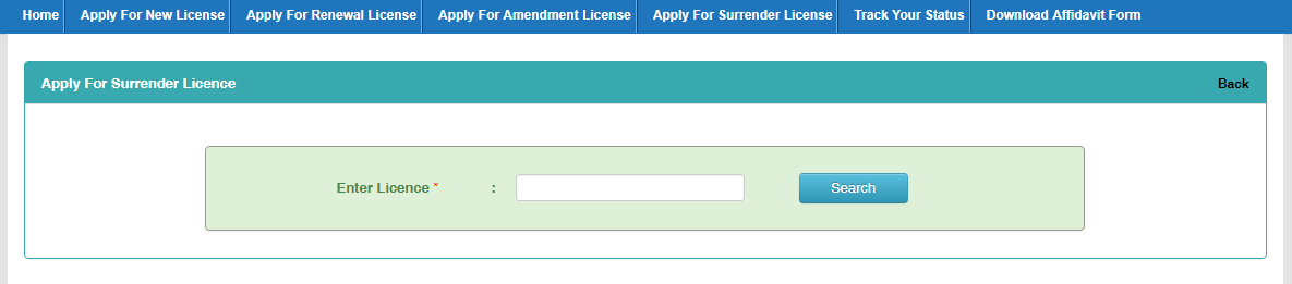 Jharkhand Municipal Trade License -Surrender License