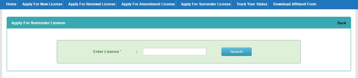 Jharkhand Municipal Trade License -Surrender License