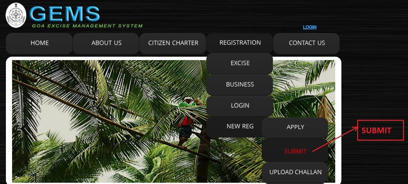 Step 6- Liquor License in Goa