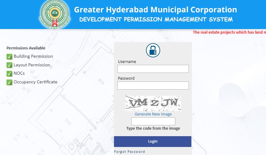 Step 5 Telangana Occupancy Certificate
