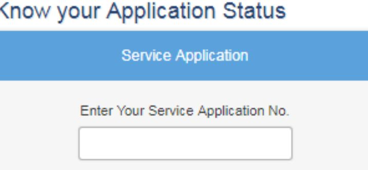 Track/Check Status of Application - Bihar Trade License