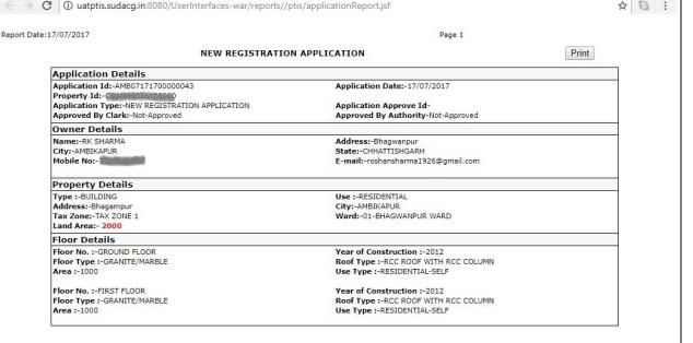 Chhattisgarh Property Registration - Image 20
