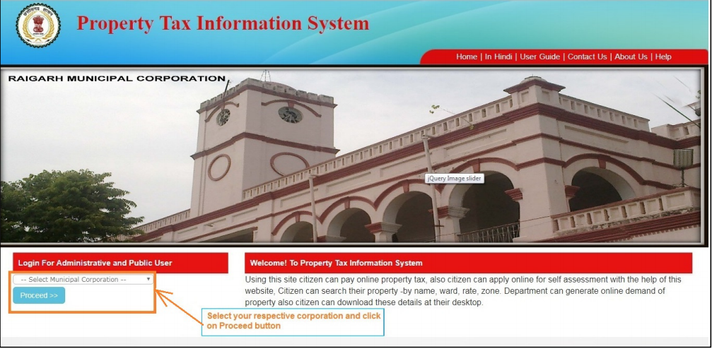 Chhattisgarh Property Tax - Image 1