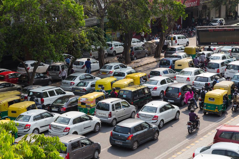 Delhi Road Tax