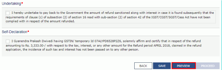 GST Refund –Excess Payment of Tax - Image 8