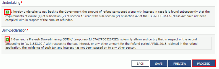 GST Refund –Excess Payment of Tax - Image 9
