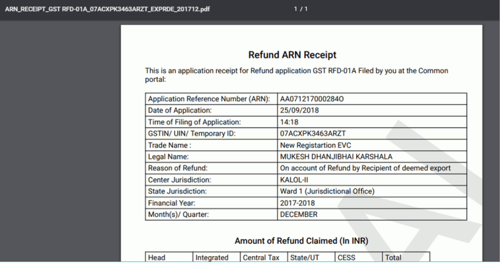 GST-Refund-Deemed-Exports-Image 11