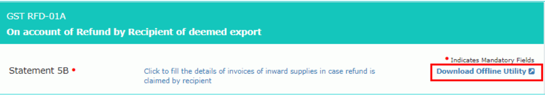 GST Refund - Deemed Exports - Image 4