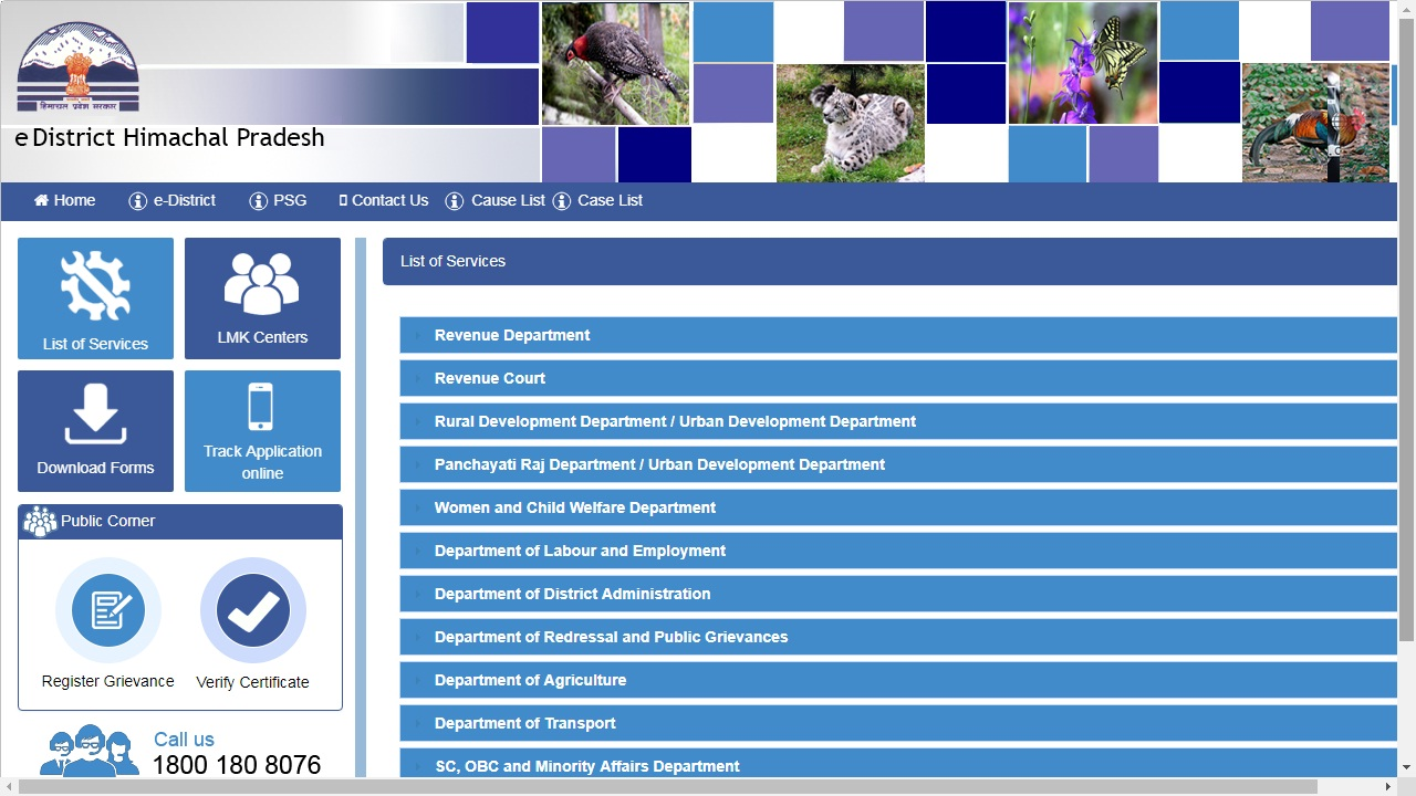 Image 1 Himachal Pradesh Minority Certificate