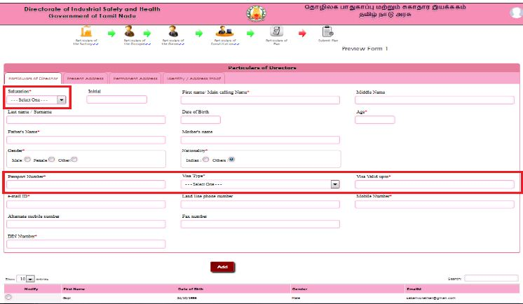 Image 15 Tamil Nadu Factory Registration