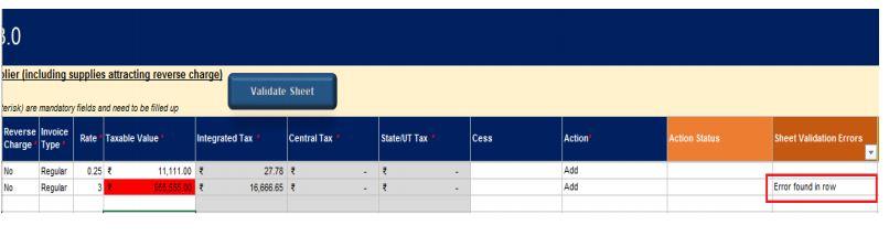 GSTR 4 Return Filing - Offline Utility - GST Portal - IndiaFilings