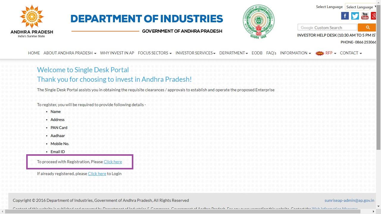 Image 2 Andhra Pradesh Factory Registration