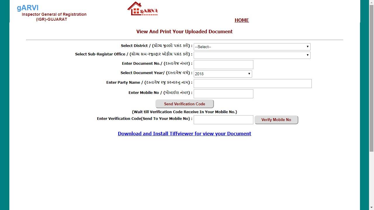 Image 22 Gujarat Property Registration