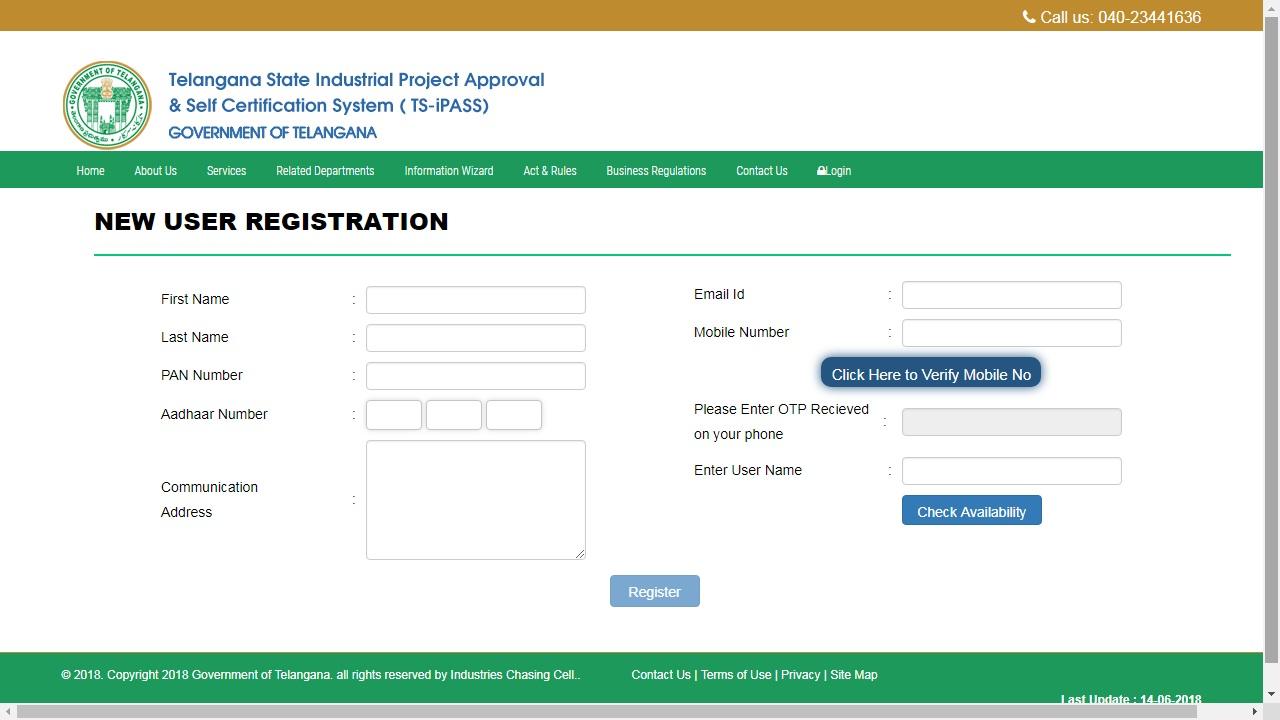 Image 3 Telangana Factory Registration