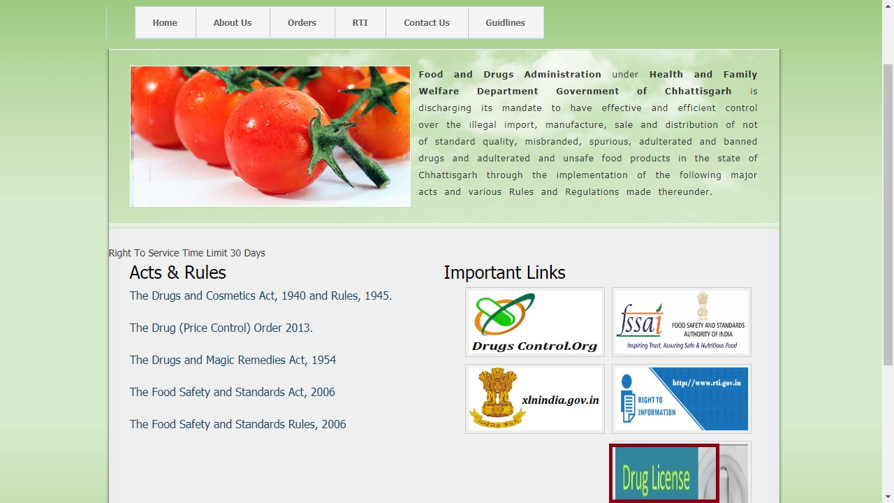 Image 4 Chhattisgarh Drug License