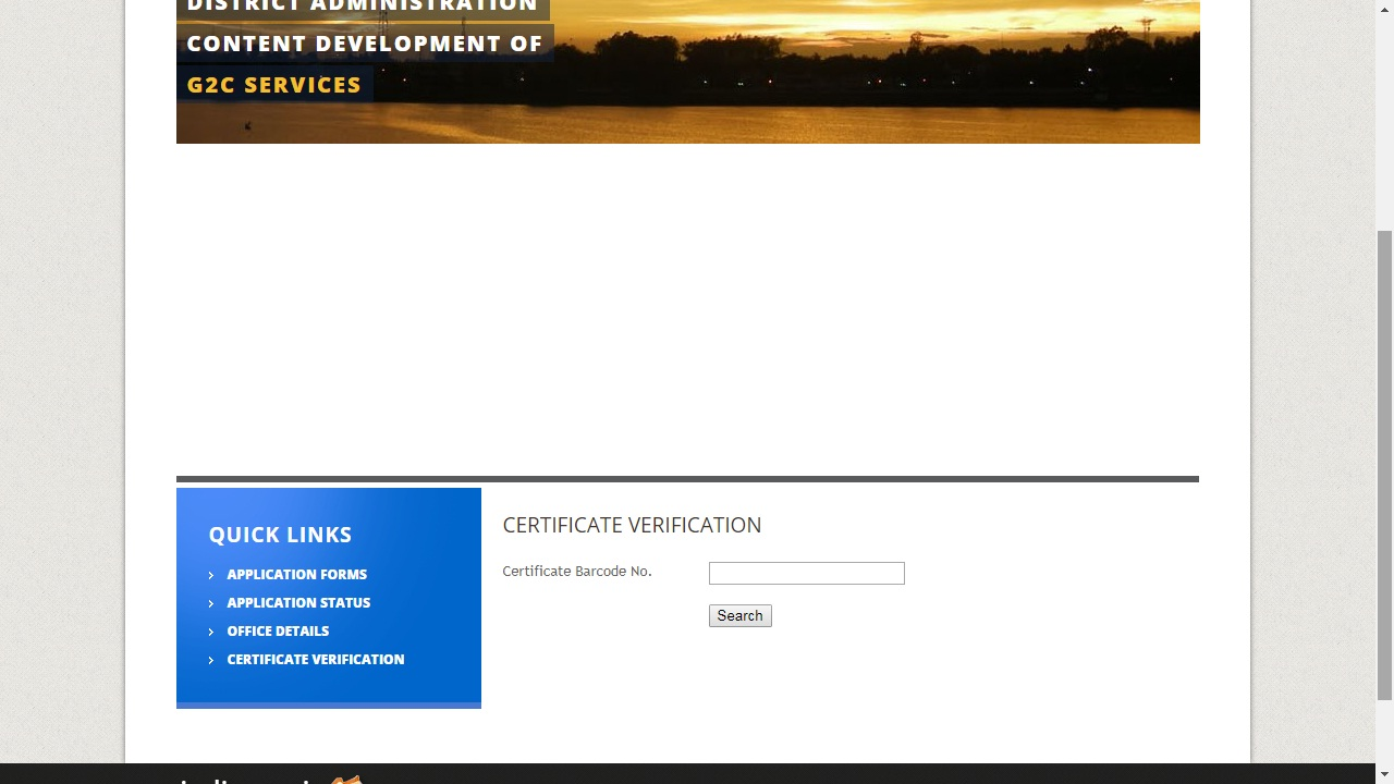 Image 4 Odisha Possession Certificate