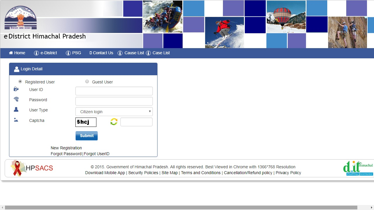 Image 6 Himachal Pradesh Minority Certificate