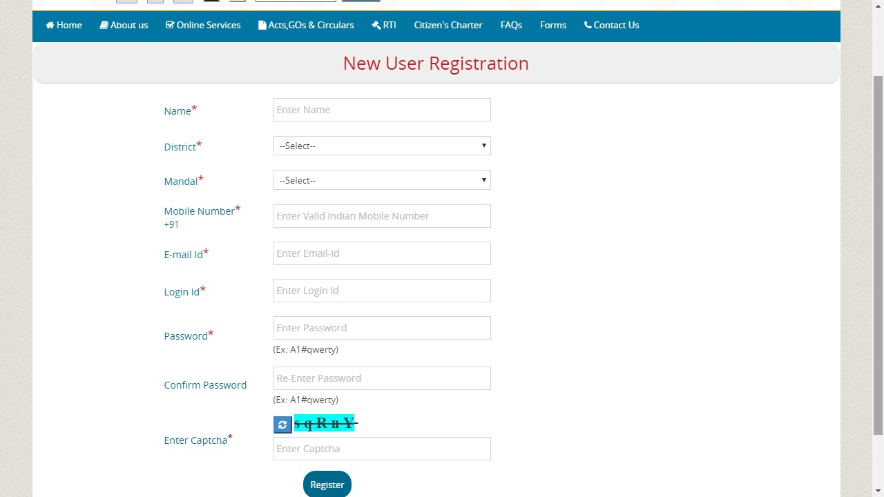 Image 6 Telangana Factory Registration
