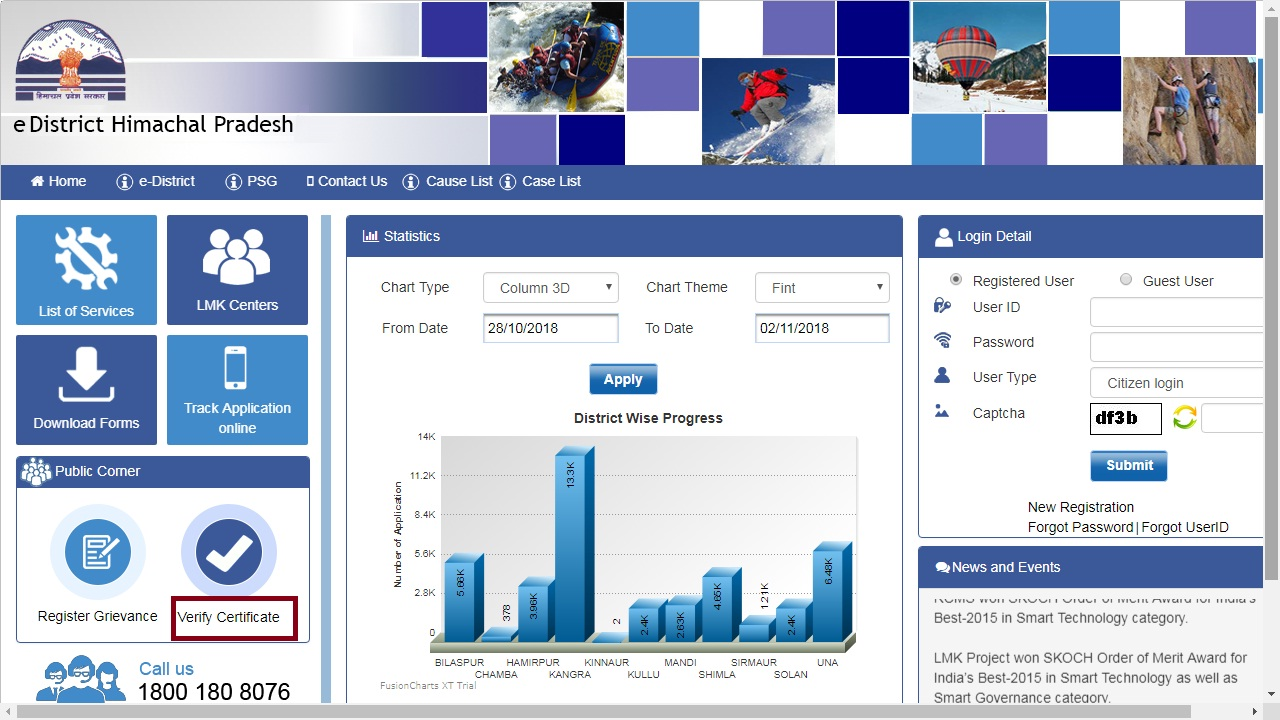 Image 9 Himachal Pradesh Minority Certificate