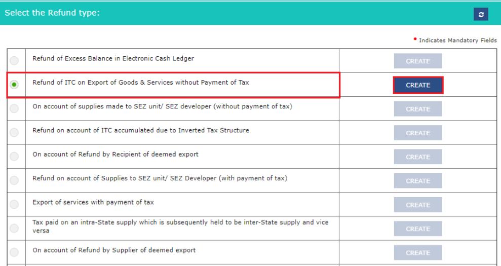 Input-Tax-Credit-GST-Refund-Refund-Type