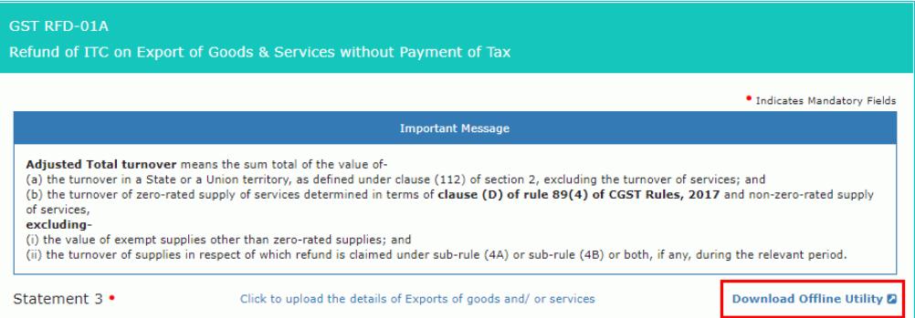 Input-Tax-Credit-GST-Refund-Download-Offline-Utility