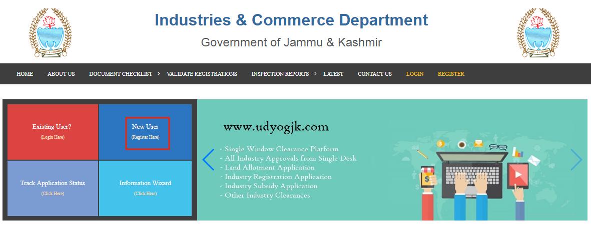 Jammu and Kashmir Fire License - New user