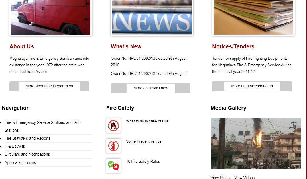 Meghalaya Fire License - Image 1