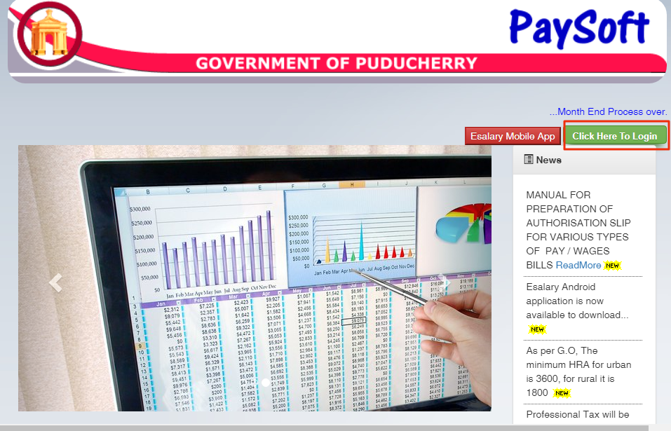 Puducherry Professional Tax - Paysoft